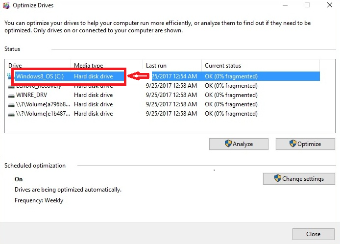 How to find out if you have an HDD or SSD.